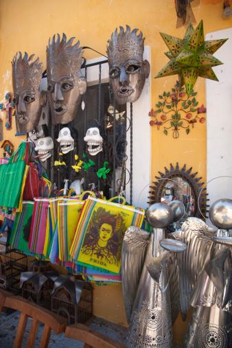 Gift Shop「Folk art for sale in Mexico」:スマホ壁紙(13)