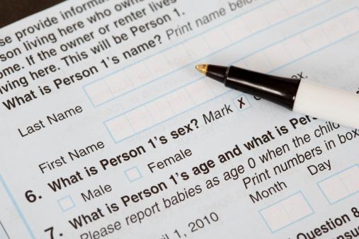 Politics「US Census Form」:スマホ壁紙(2)