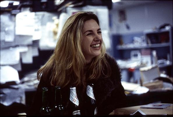 NME Magazine「St Etienne Sarah Cracknell NME Office 1992」:写真・画像(11)[壁紙.com]