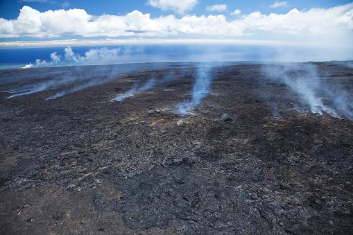 Natural Disaster「Kilauea volcano, Big Island, Hawaii Islands, USA」:スマホ壁紙(9)