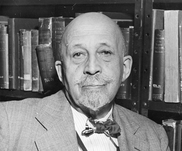 NAACP「W E B Du Bois」:写真・画像(1)[壁紙.com]
