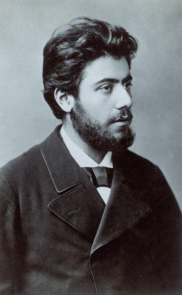 クラシック音楽「Austrian composer Gustav Mahler. Photograph around 1885」:写真・画像(19)[壁紙.com]