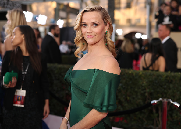 Reese Witherspoon「24th Annual Screen Actors Guild Awards - Red Carpet」:写真・画像(0)[壁紙.com]