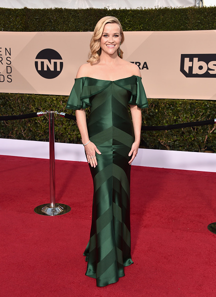 Reese Witherspoon「24th Annual Screen Actors Guild Awards - Arrivals」:写真・画像(12)[壁紙.com]