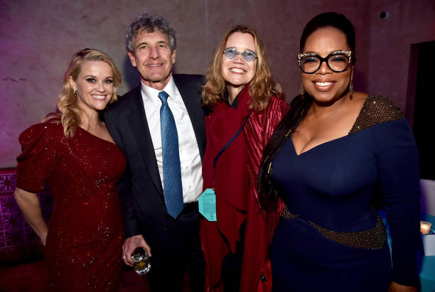 El Capitan Theatre「World Premiere of Disney's 'A Wrinkle In Time'」:写真・画像(4)[壁紙.com]