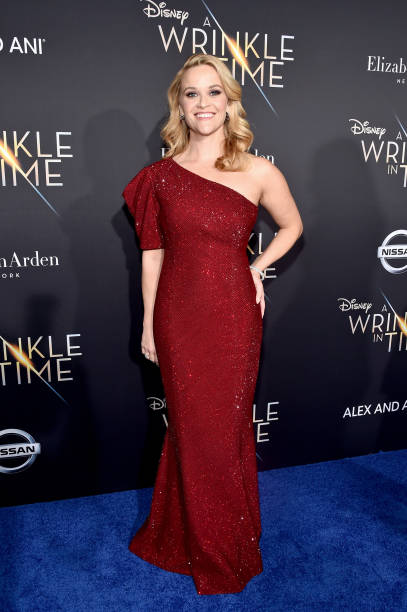 Reese Witherspoon「World Premiere of Disney's 'A Wrinkle In Time'」:写真・画像(10)[壁紙.com]