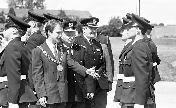 City Life「Dublin Fire Brigade Passing Out Parade 1989」:写真・画像(9)[壁紙.com]