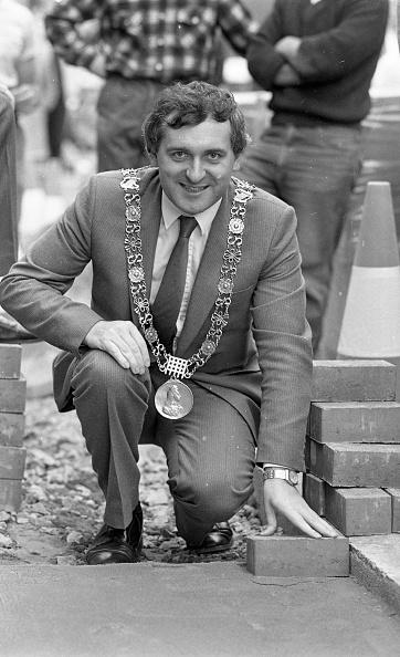Link - Chain Part「The Lord Mayor Of Dublin Bertie Ahern On Liffy Street」:写真・画像(0)[壁紙.com]