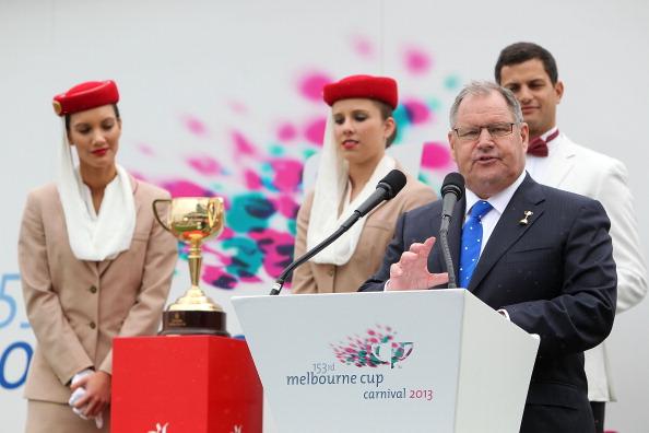 Flemington Racecourse「2013 Melbourne Cup Carnival Launch」:写真・画像(14)[壁紙.com]