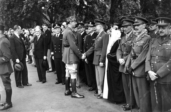 Celebration Event「Dwight And De Gaulle」:写真・画像(15)[壁紙.com]