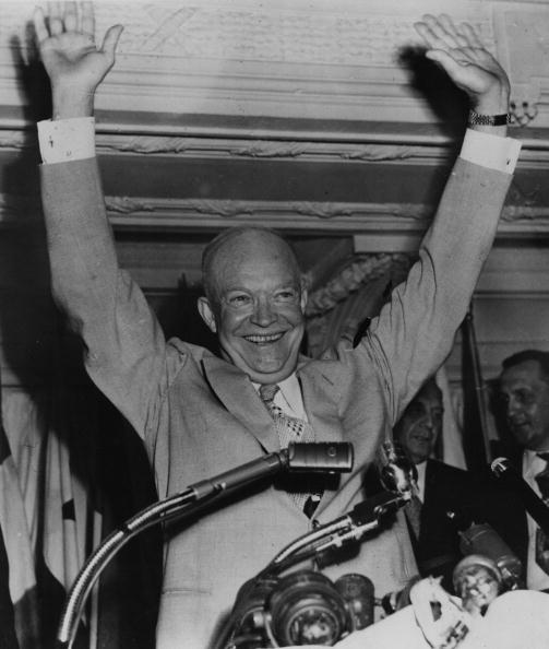 Presidential Election「Ike Wins」:写真・画像(13)[壁紙.com]