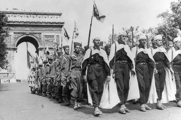 France「Harkis Troops」:写真・画像(9)[壁紙.com]