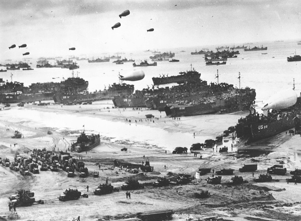 Archival「Normandy Beachhead」:写真・画像(2)[壁紙.com]