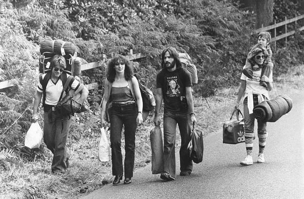 1970~1979年「Picnic At Blackbushe」:写真・画像(6)[壁紙.com]