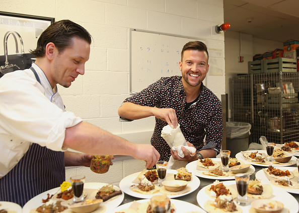 Taco「Bank Of America Lifestyle Seminar - Tacos And Beer Hosted By Todd Erickson And Evan Benn - 2015 Food Network & Cooking Channel South Beach Wine & Food Festival」:写真・画像(12)[壁紙.com]