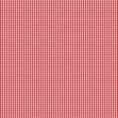 Tartan check「レッドとホワイトのギンガム模様のテーブルクロス」:スマホ壁紙(3)