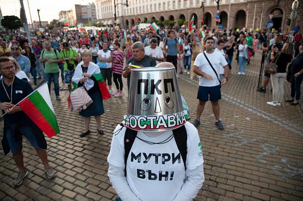 Bulgaria「Bulgaria's Anti-Corruption Protestors Persist」:写真・画像(18)[壁紙.com]