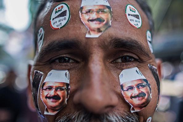 Delhi「Delhi Holds 2015 Legislative Assembly Election」:写真・画像(4)[壁紙.com]