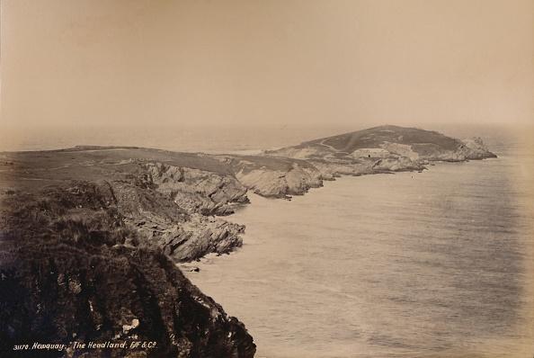 View Into Land「Newquay The Headland」:写真・画像(13)[壁紙.com]