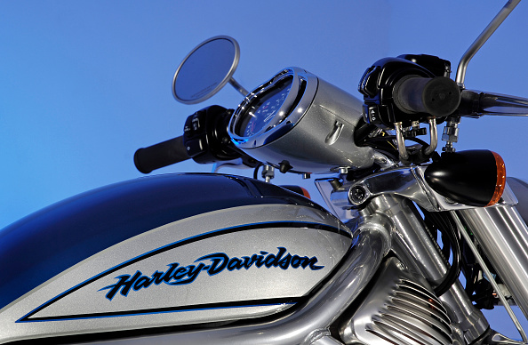 Hot Rod Car「2005 Harley Davidson VRSCR Street Rod」:写真・画像(5)[壁紙.com]