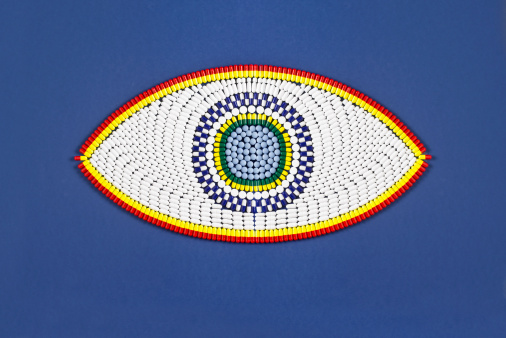 Iris - Eye「Eye made up of pills.」:スマホ壁紙(3)