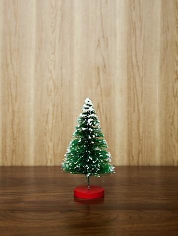 Model - Object「Miniature christmas tree」:スマホ壁紙(10)