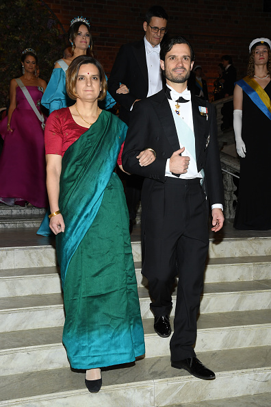 Stockholm「Nobel Prize Banquet 2019 In Stockholm」:写真・画像(9)[壁紙.com]