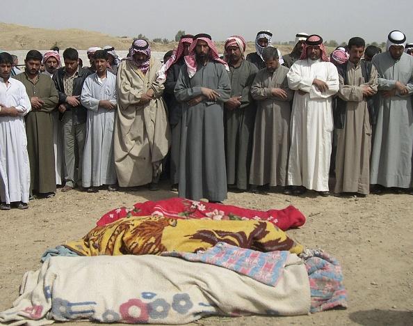 Samarra - Iraq「11 Iraqis Killed in Alleged U.S Raid North of Baghdad」:写真・画像(17)[壁紙.com]