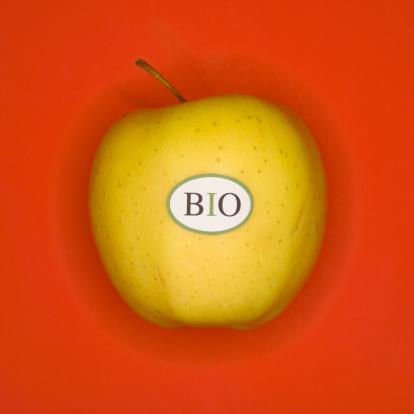 Organic「Organic apple, elevated view」:スマホ壁紙(2)