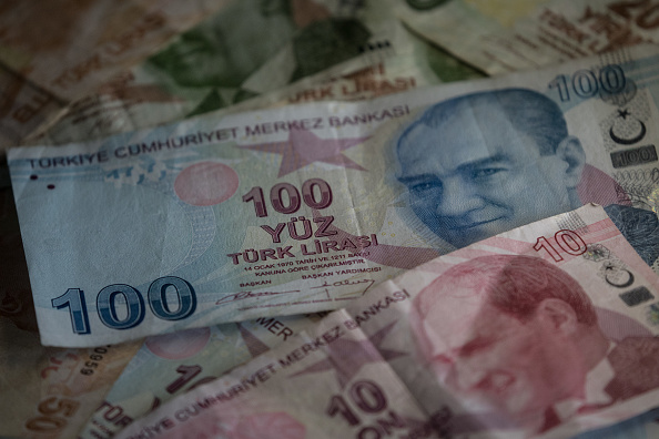 Economy「Turkish Lira Falls to Record Low」:写真・画像(5)[壁紙.com]