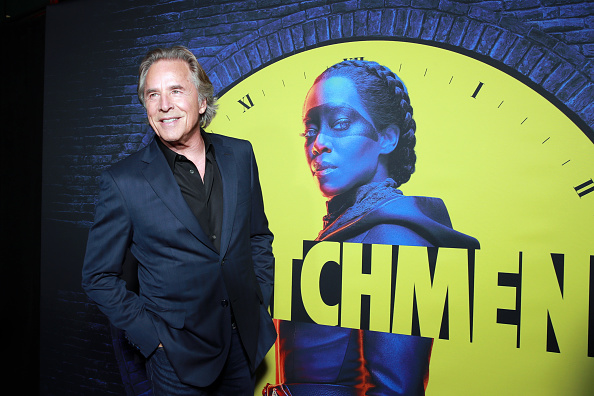 "HBO「Premiere Of HBO's ""Watchmen"" - Red Carpet」:写真・画像(9)[壁紙.com]"