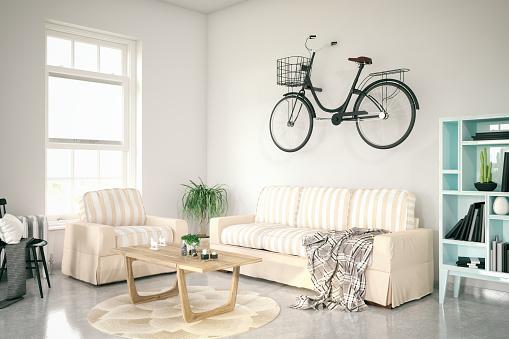 Armchair「Cozy Apartment」:スマホ壁紙(18)