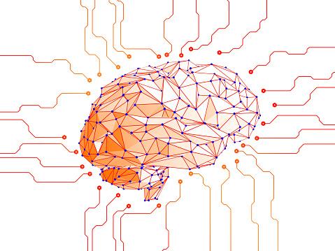 Big Data「Artificial Intelligence concept」:スマホ壁紙(5)