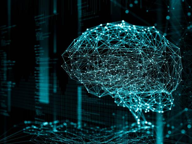 Artificial Intelligence concept:スマホ壁紙(壁紙.com)