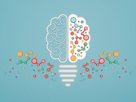 Neuroscience「Artificial Intelligence concept」:スマホ壁紙(14)