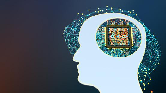 Neuroscience「Artificial Intelligence concept」:スマホ壁紙(11)