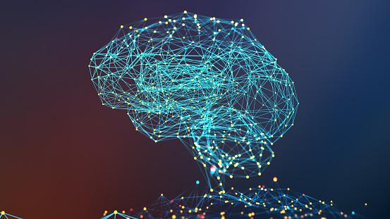 Neuroscience「Artificial Intelligence concept」:スマホ壁紙(12)