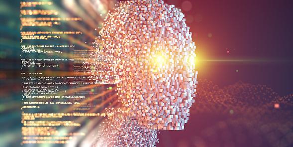 Neuroscience「Artificial Intelligence concept」:スマホ壁紙(17)