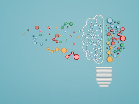 Neuroscience「Artificial Intelligence concept」:スマホ壁紙(8)