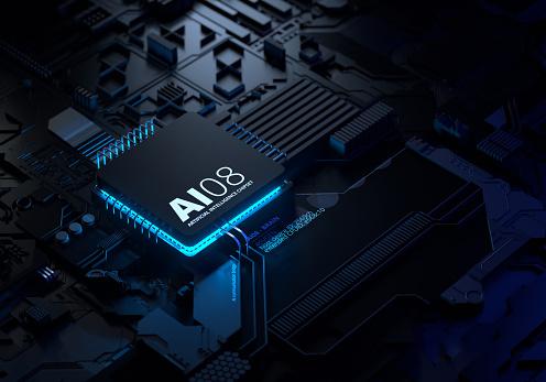 CPU「Artificial Intelligence Chipset」:スマホ壁紙(13)