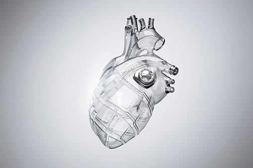 Heart「artificial heart」:スマホ壁紙(10)