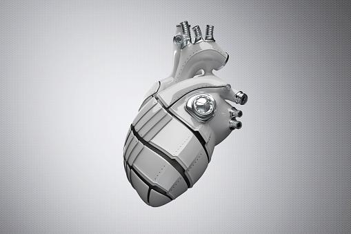 Healing「artificial heart」:スマホ壁紙(6)