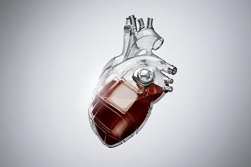 Innovation「artificial heart」:スマホ壁紙(10)