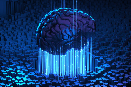 Neuroscience「Artificial Intelligence」:スマホ壁紙(15)