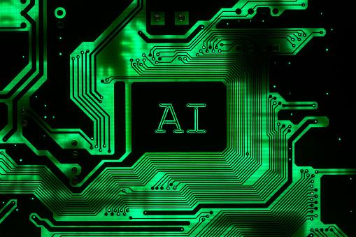 CPU「Artificial intelligence」:スマホ壁紙(1)