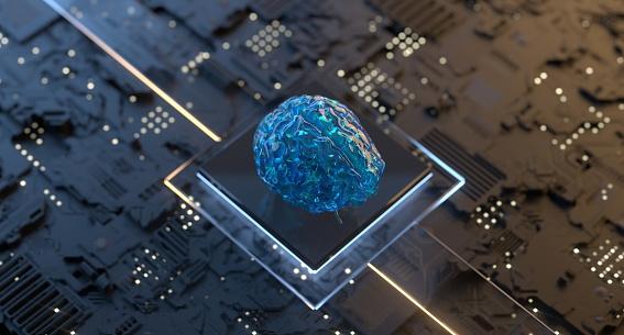 Virtual Assistant「Artificial Intelligence Technology」:スマホ壁紙(14)