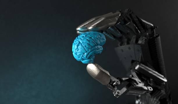 Artificial Intelligence Technology:スマホ壁紙(壁紙.com)