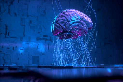Internet「Artificial Intelligence Technology」:スマホ壁紙(17)