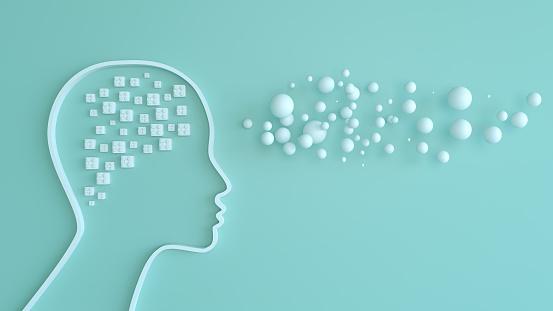 Neuroscience「Artificial Intelligence digital concept」:スマホ壁紙(15)