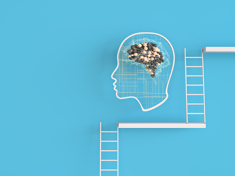 Neuroscience「Artificial Intelligence digital concept」:スマホ壁紙(16)